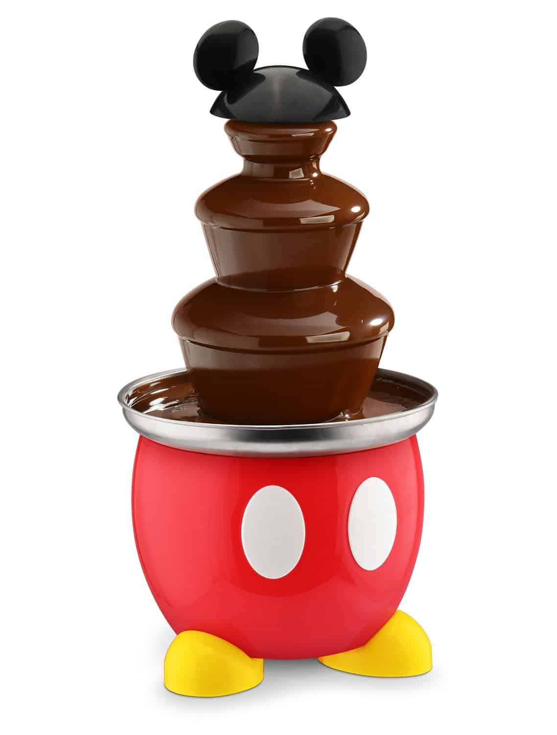Mickey Chocolate Fountain