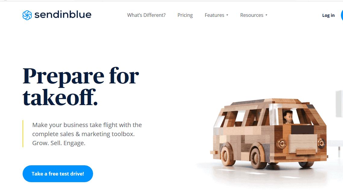 SendinBlue Email Marketing