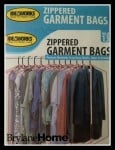 The Case Of The Zippered Garment Bag , fashion, bags, zippered, brylanehome, fashion, clothing, dana vento. organization