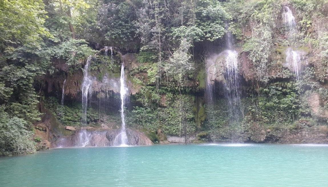 Baakline waterfall Shouf Lebanon Expedition tour package