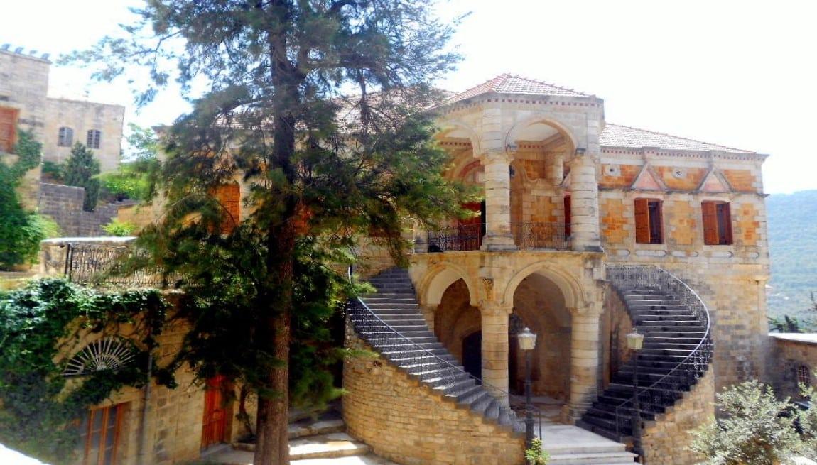 Moukhtara Shouf Lebanon expedition tour package