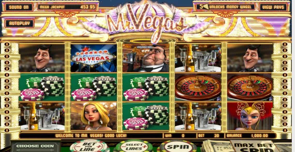 Mr Vegas Pokies