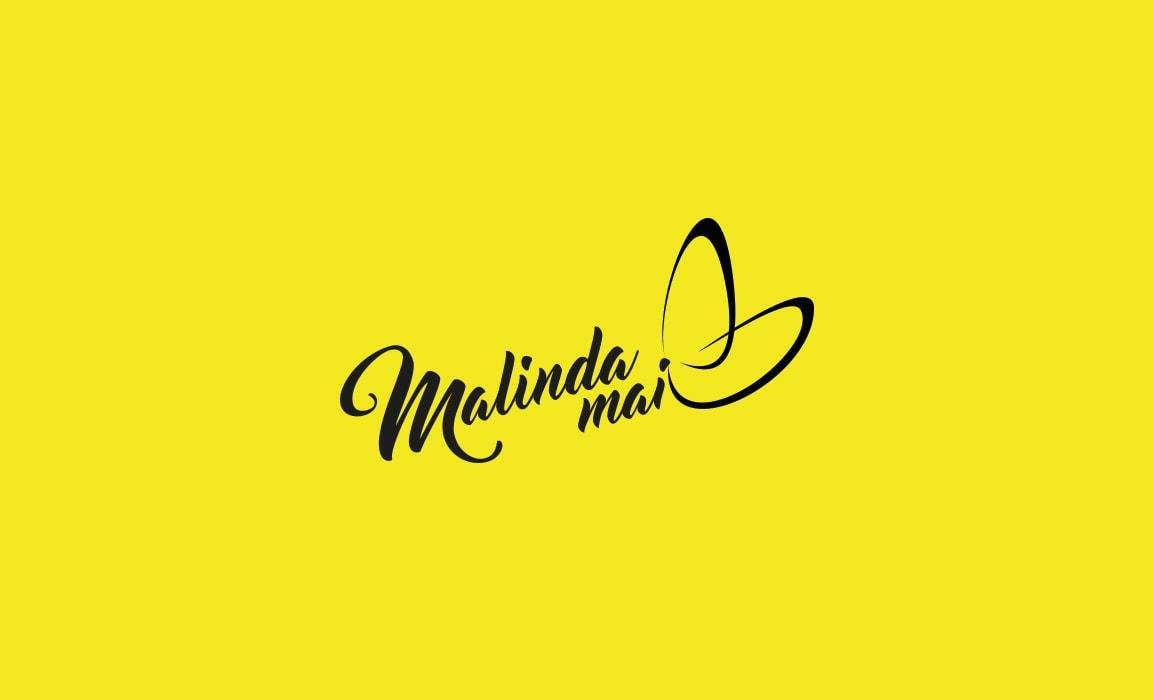 Malindamai. Studio del logotipo.