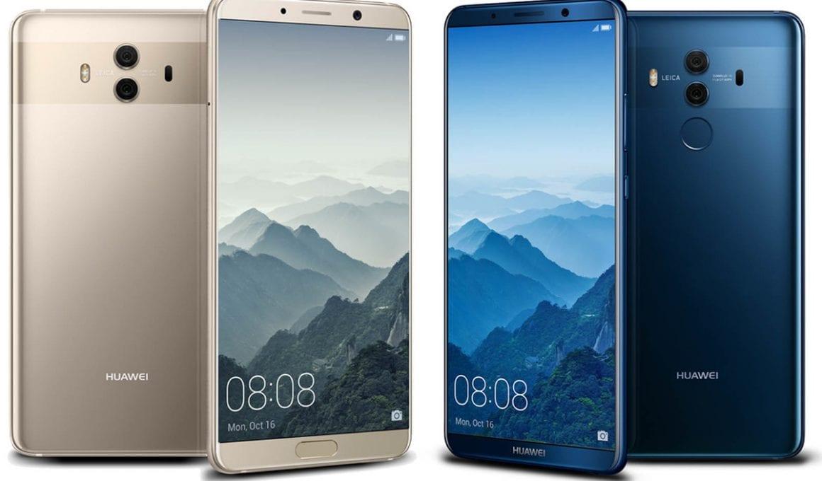 Huawei Mate 10 Pro Accessories