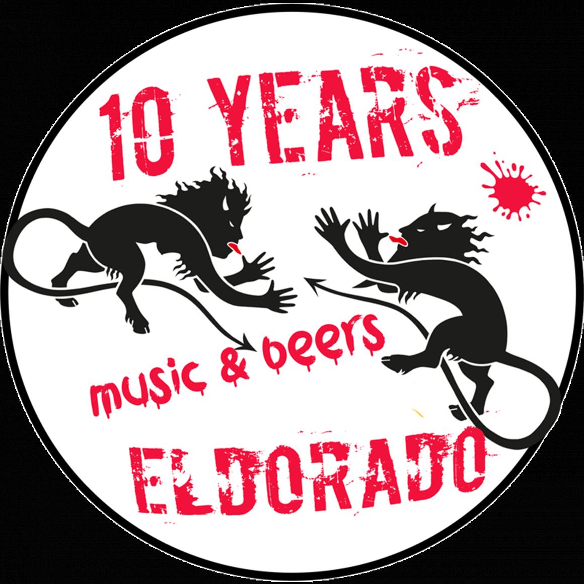 logo erldorado10 years