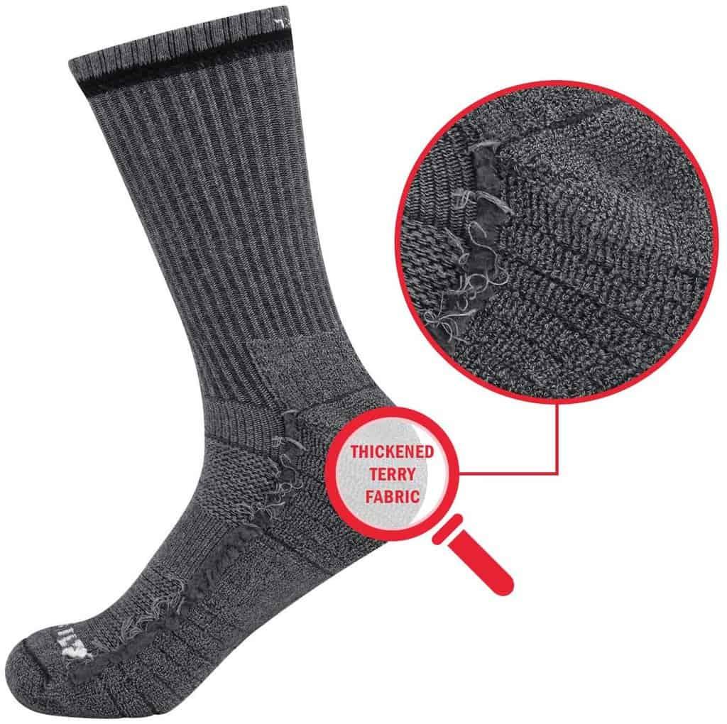 Yuedge 5 pairs womens socks - photo 3