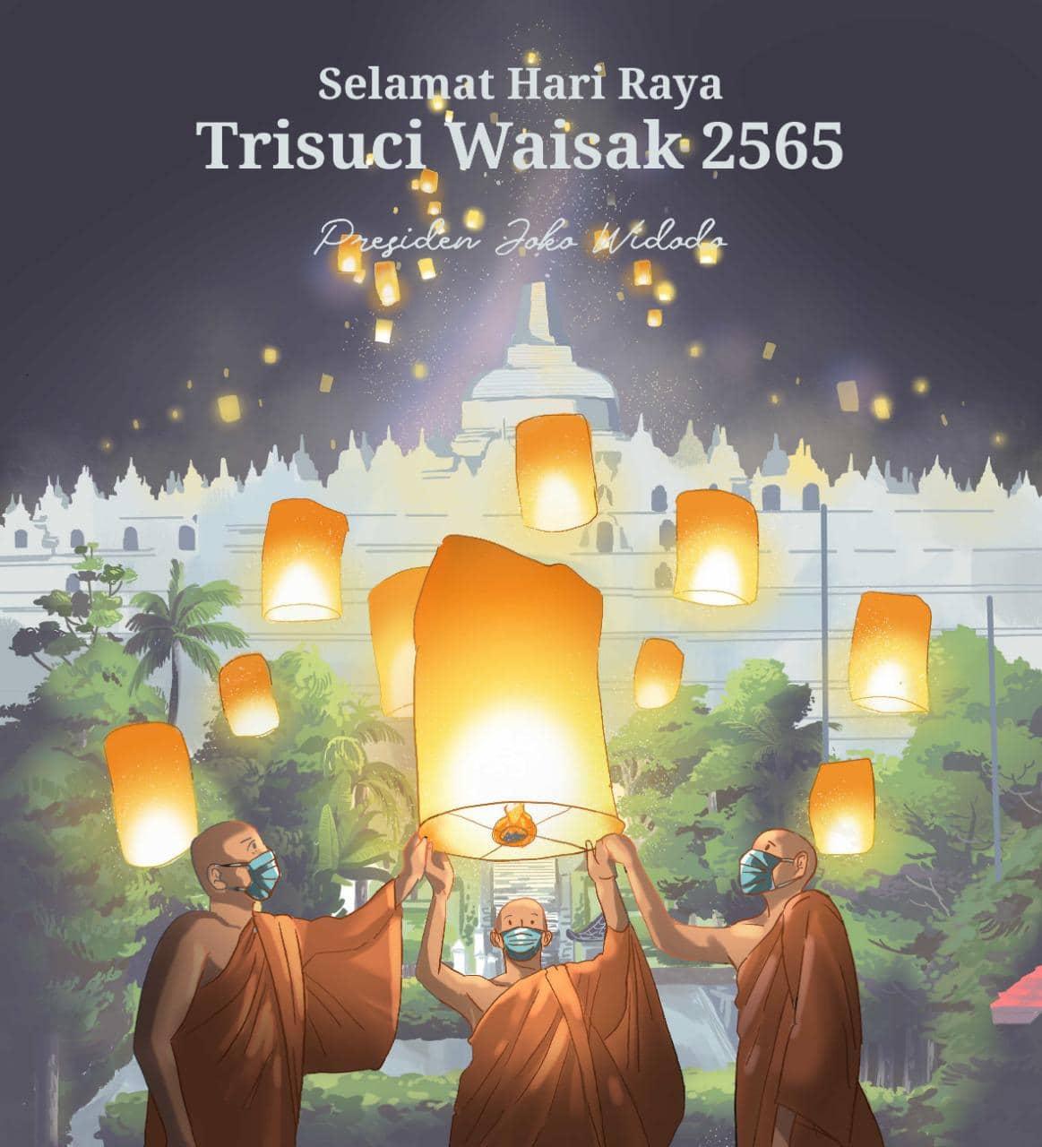 TRISUCI WAISAK 2021