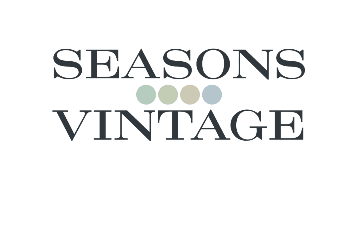 Seasons Vintage Fashion Logo