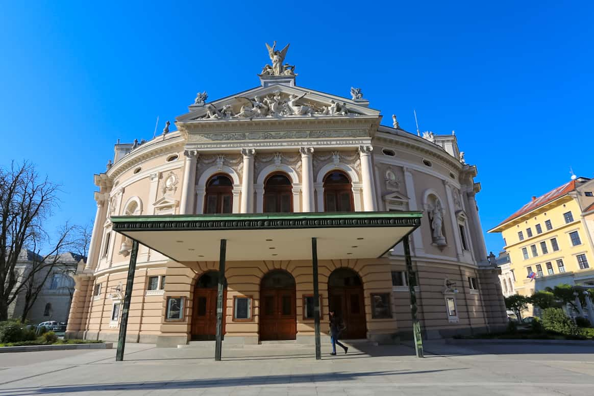 Slovenian National Opera and Ballet Theatre
