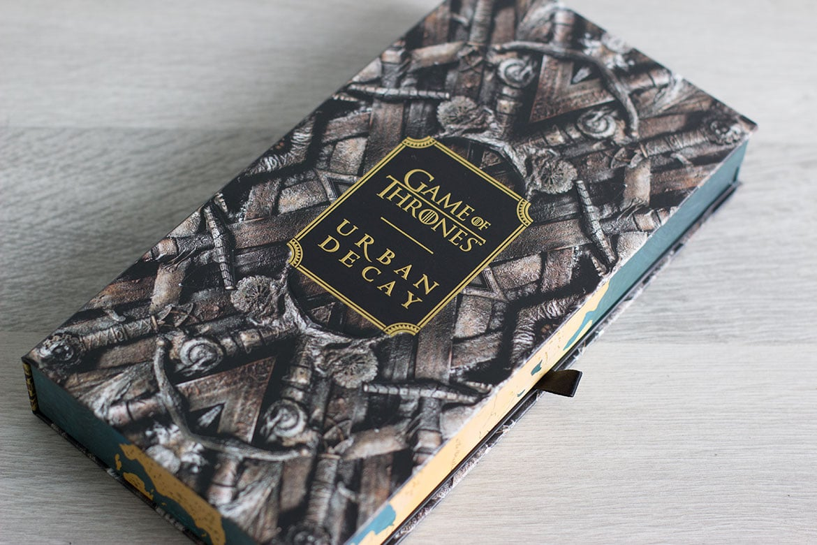 Palette de Maquillage Game of Thrones - Urban Decay