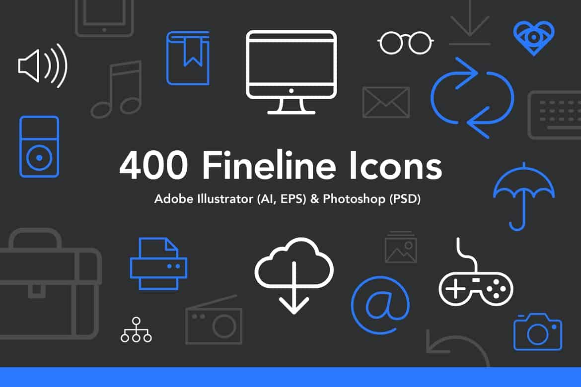 A FEW FREEBIES FOR DESIGNERS & MARKETERS