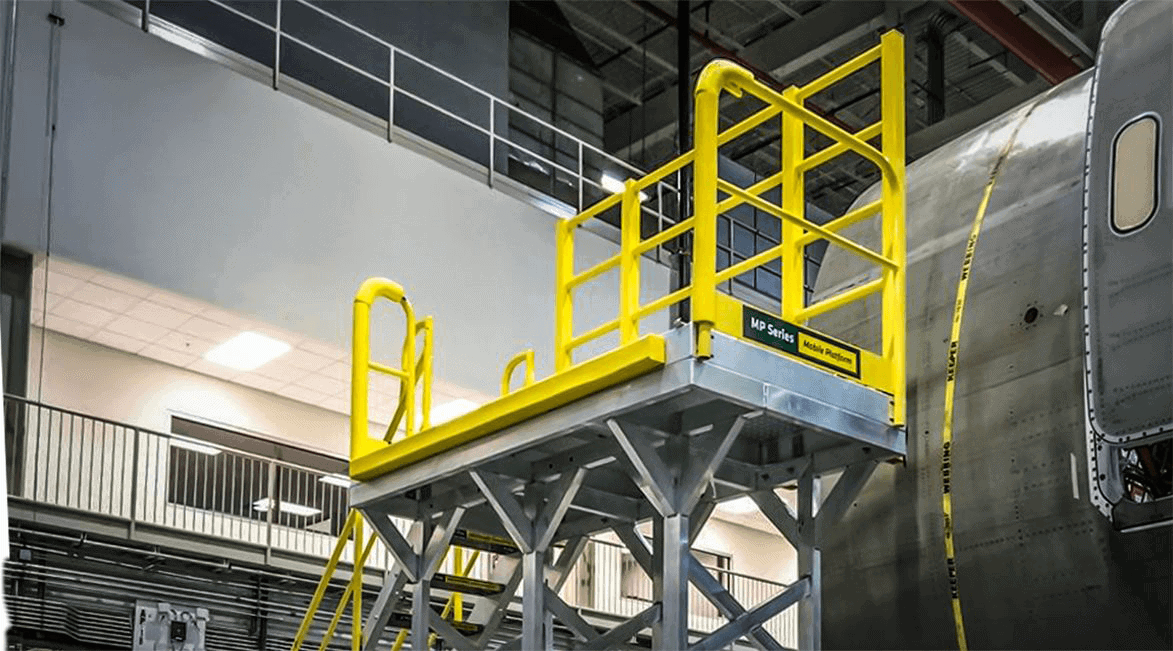 Padded safety rail bumpers