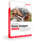 Easy house design software packshot
