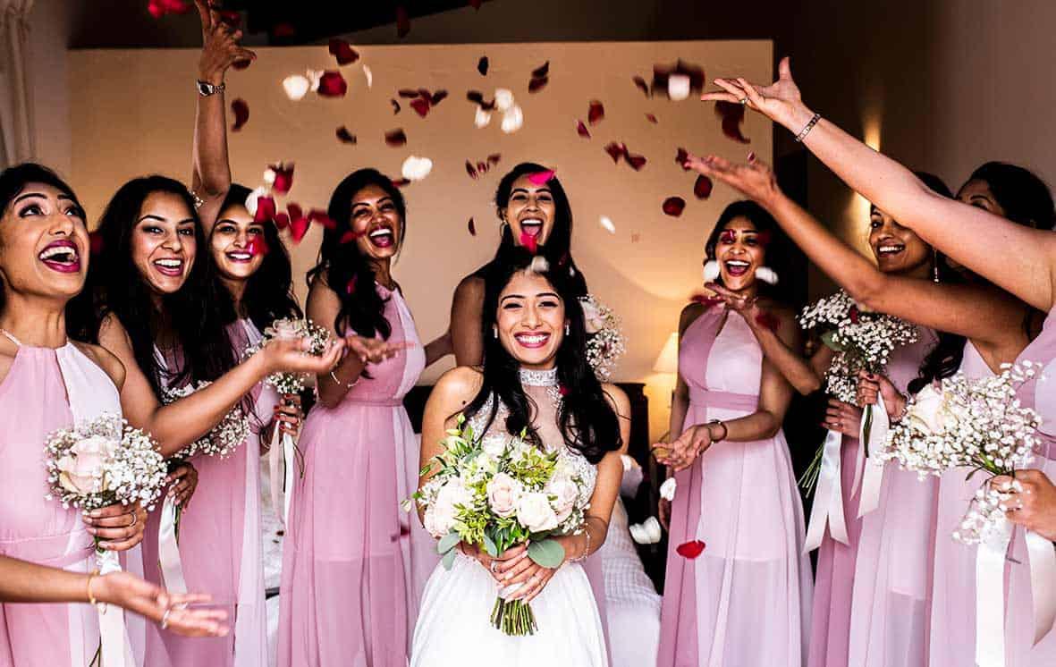 beautiful wedding in mallorca