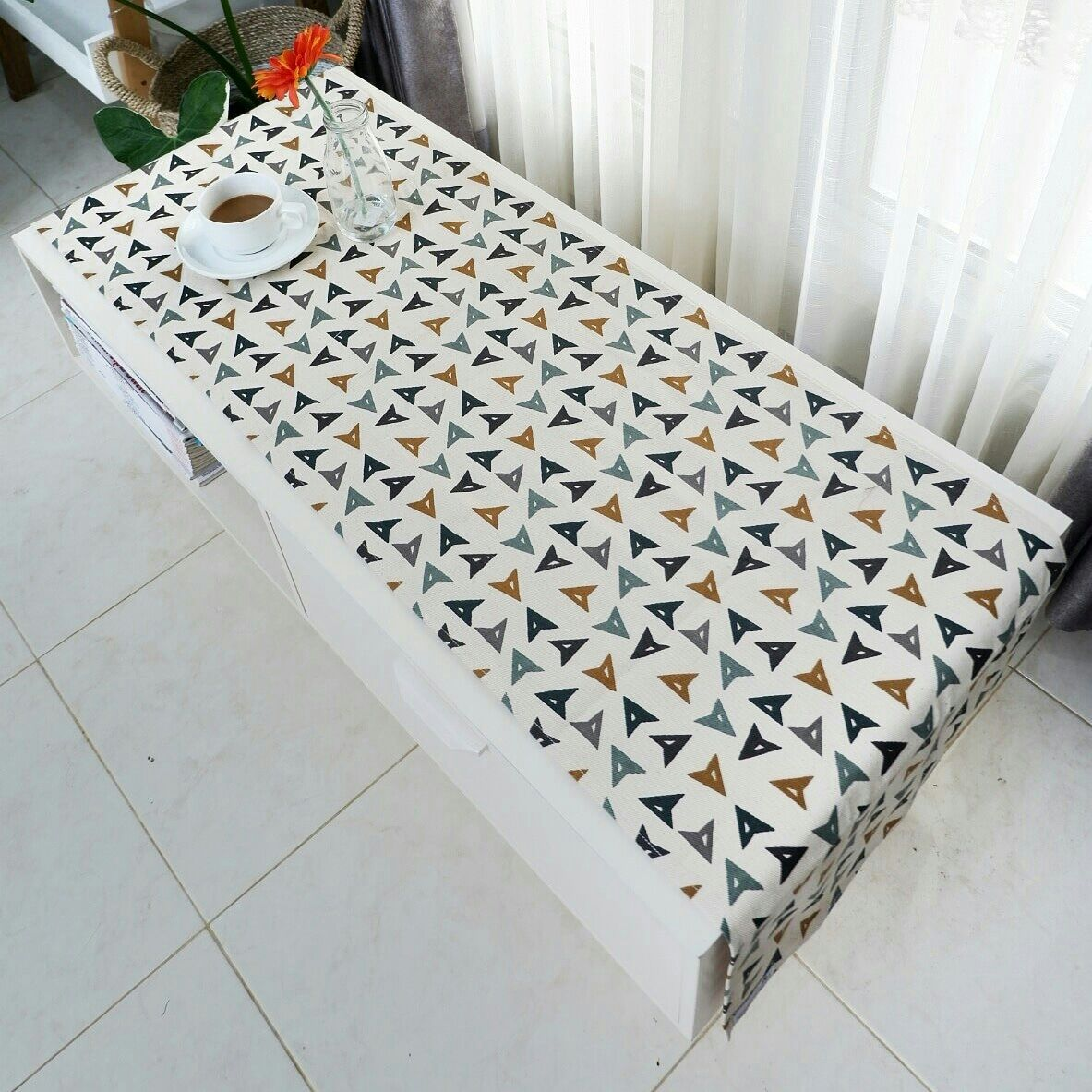 Table runner (Taplak meja) - Boomerang 22