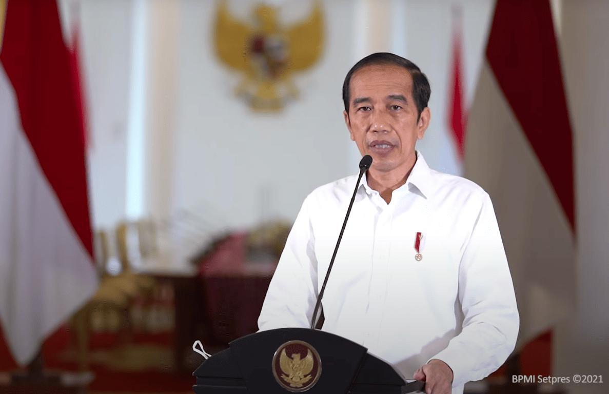 Presiden Jokowi Konpres Myanmar
