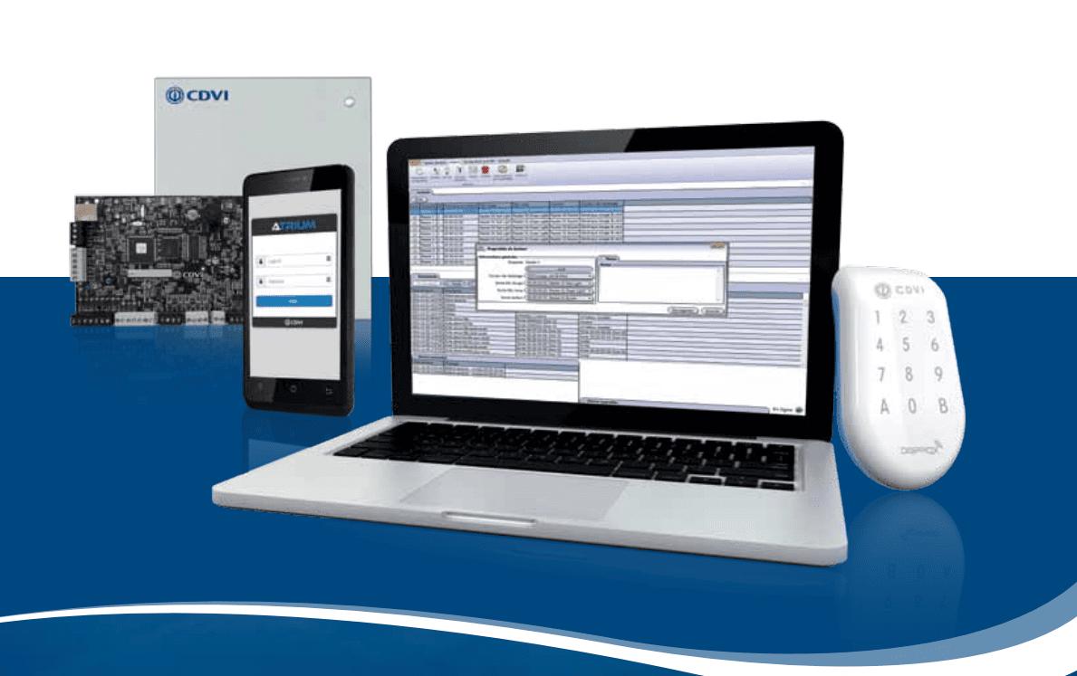 Atrium-A22-cdvi-webbased-controller