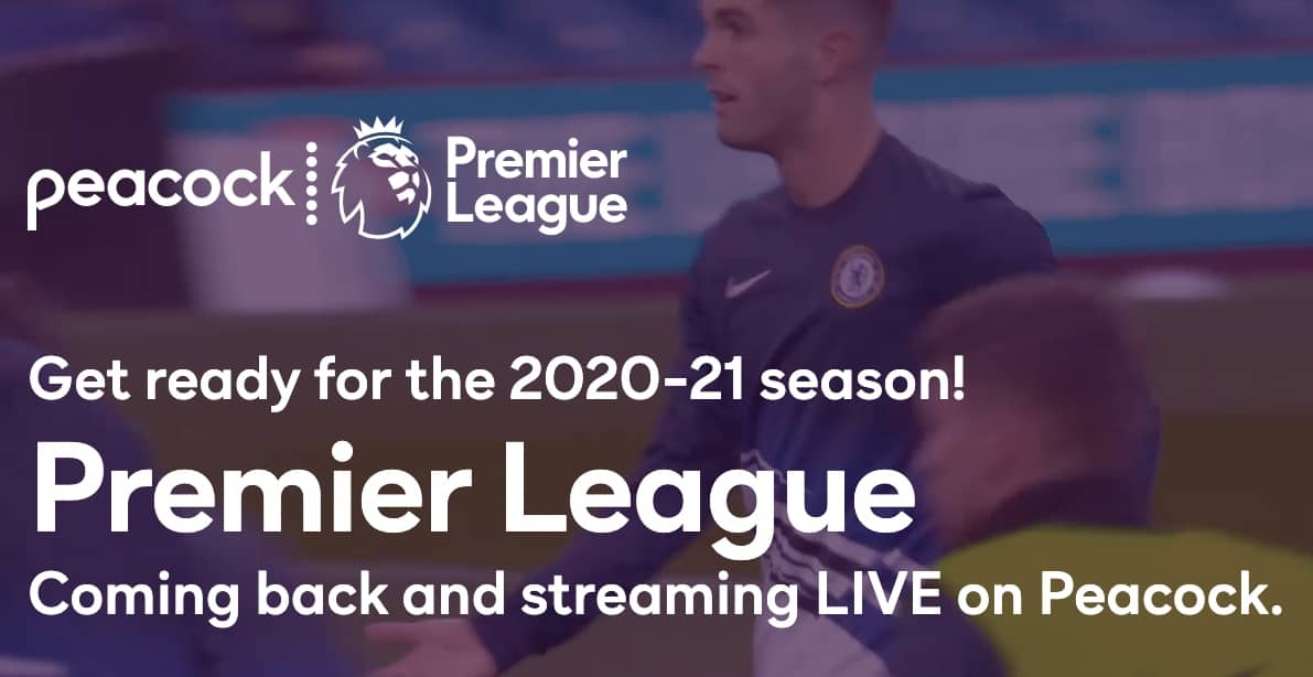 Peacock FAQ for Premier League fans