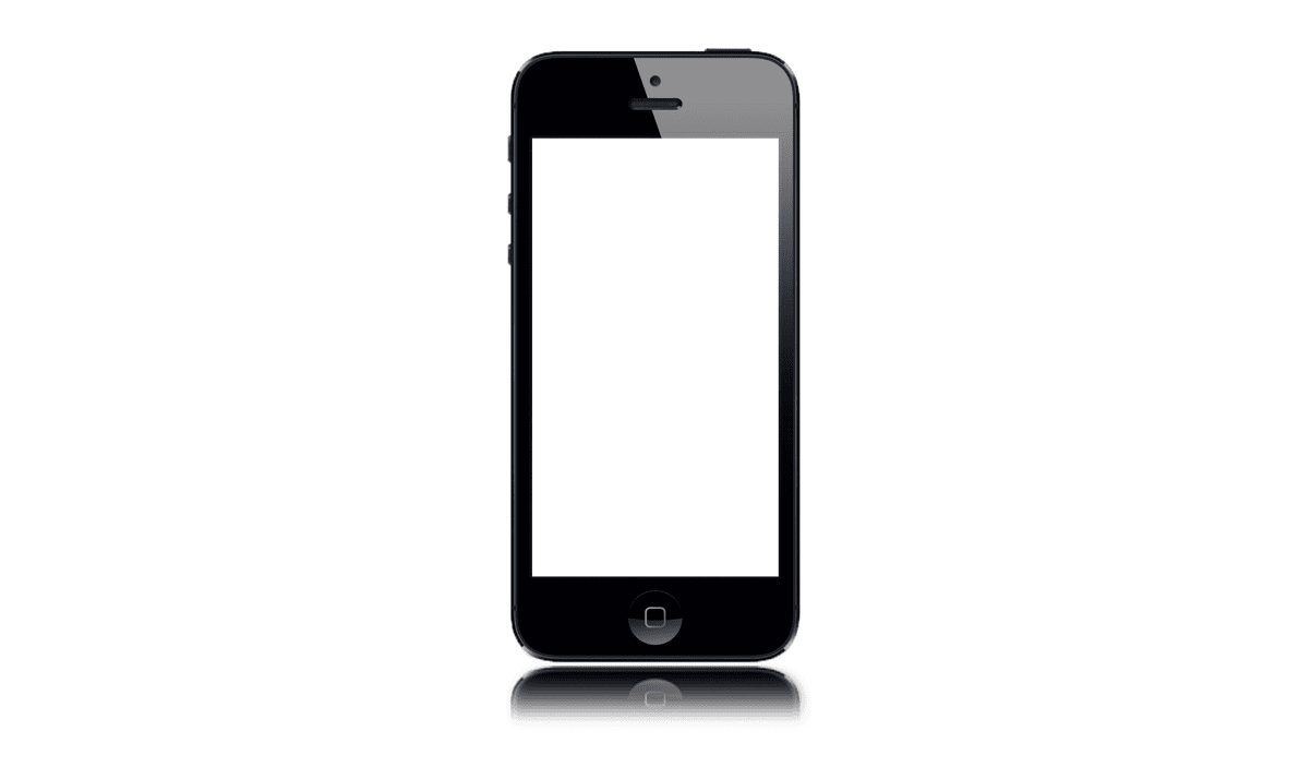 iPhone white screen of death