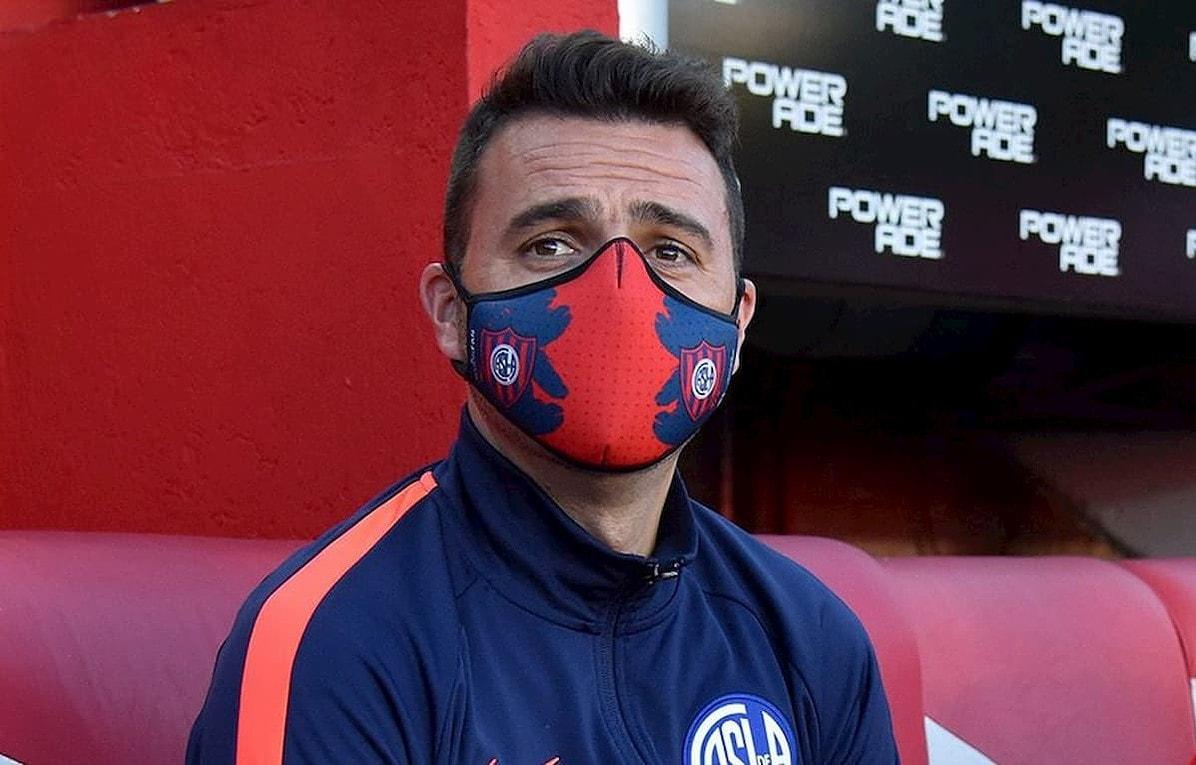 Mariano Soso habló luego del empate