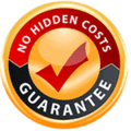 No Hidden Cost Guarantee