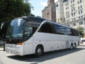 Luxury 57 passenger Motor-Coach bus for Hire