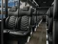 24-28 passenger Executive Minibus interior image