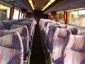 57 passenger charter bus