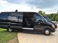 14 passenger Luxury Mercedes Sprinter Vans