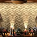 Декоративная облицовка стен панелями