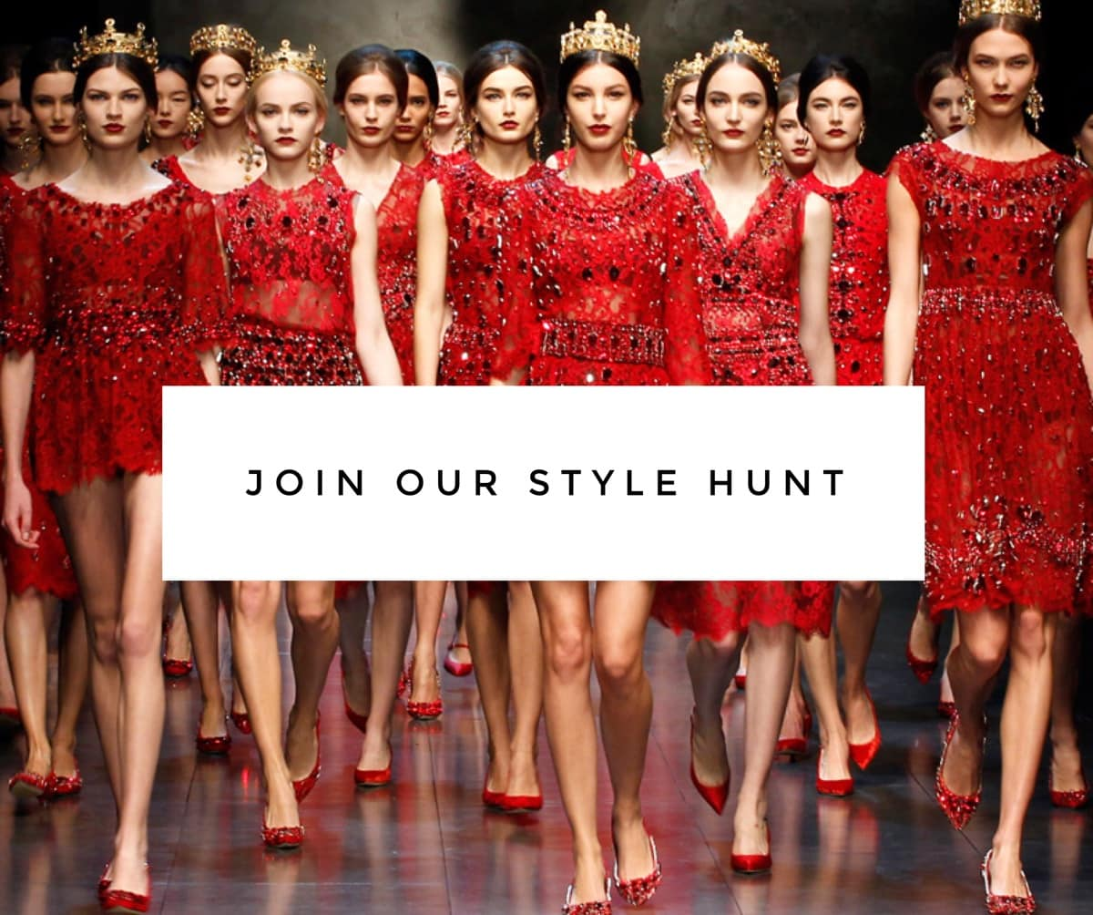 Join our Style Hunt