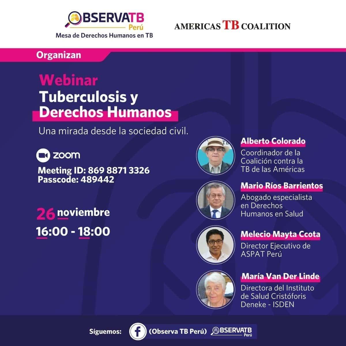 tuberculosis y derechos humanos