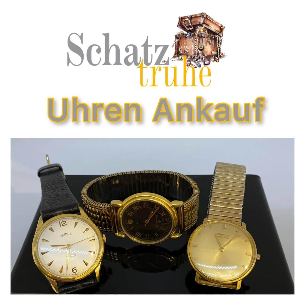 Uhren Ankauf