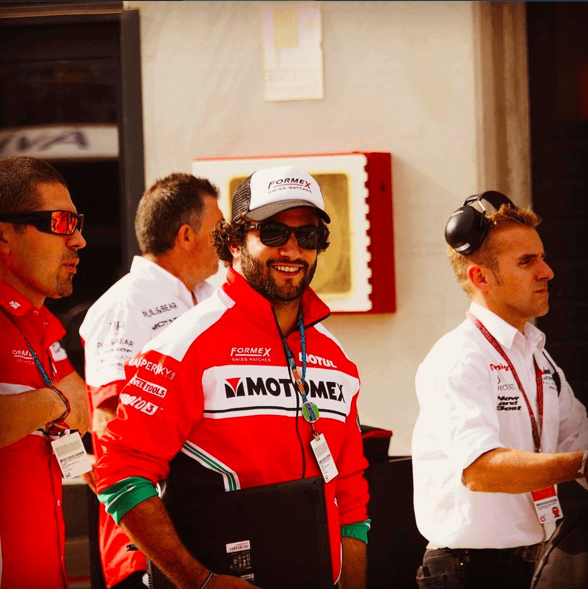 Raphael Granito Racecar