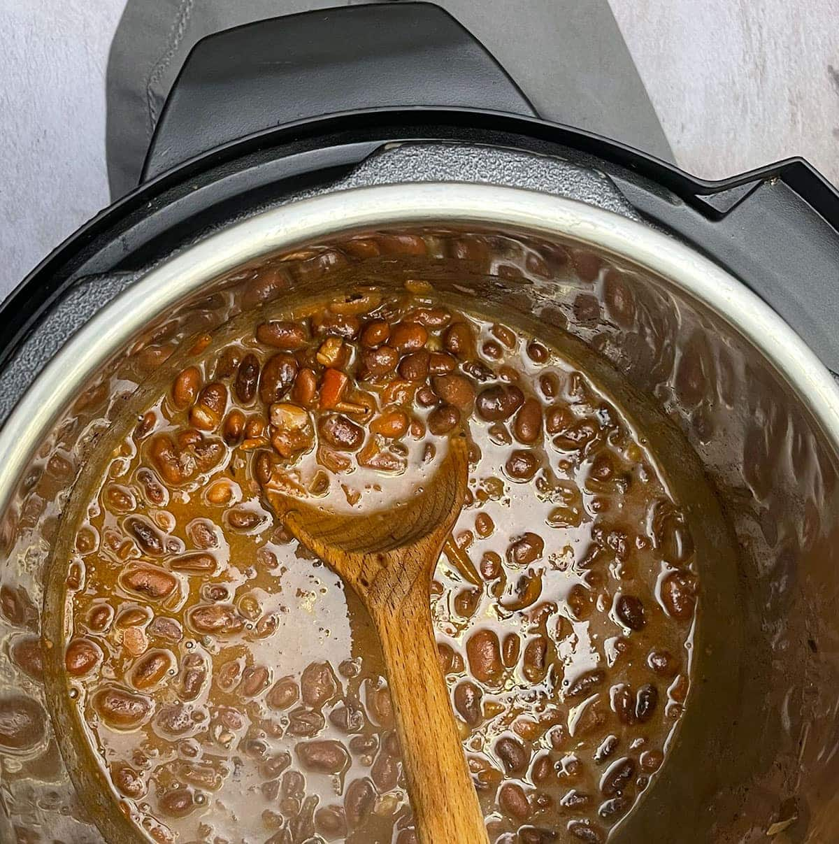 pinto beans in an instant pot