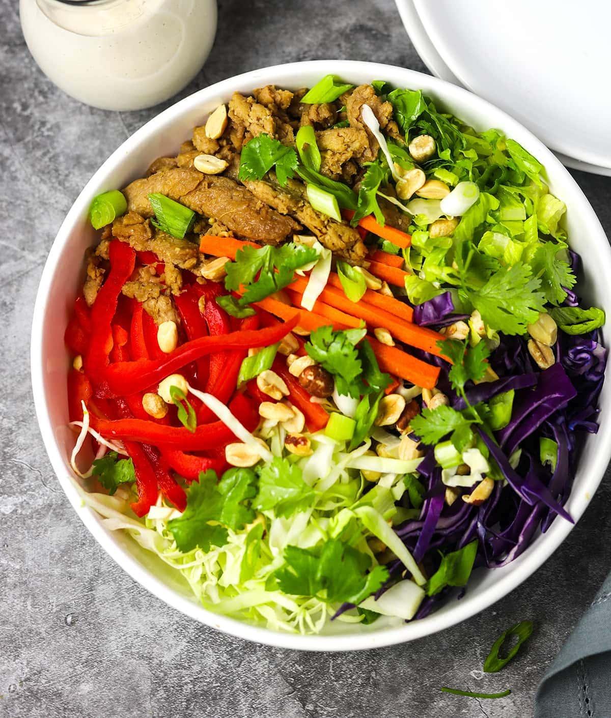Vegan Asian Salad