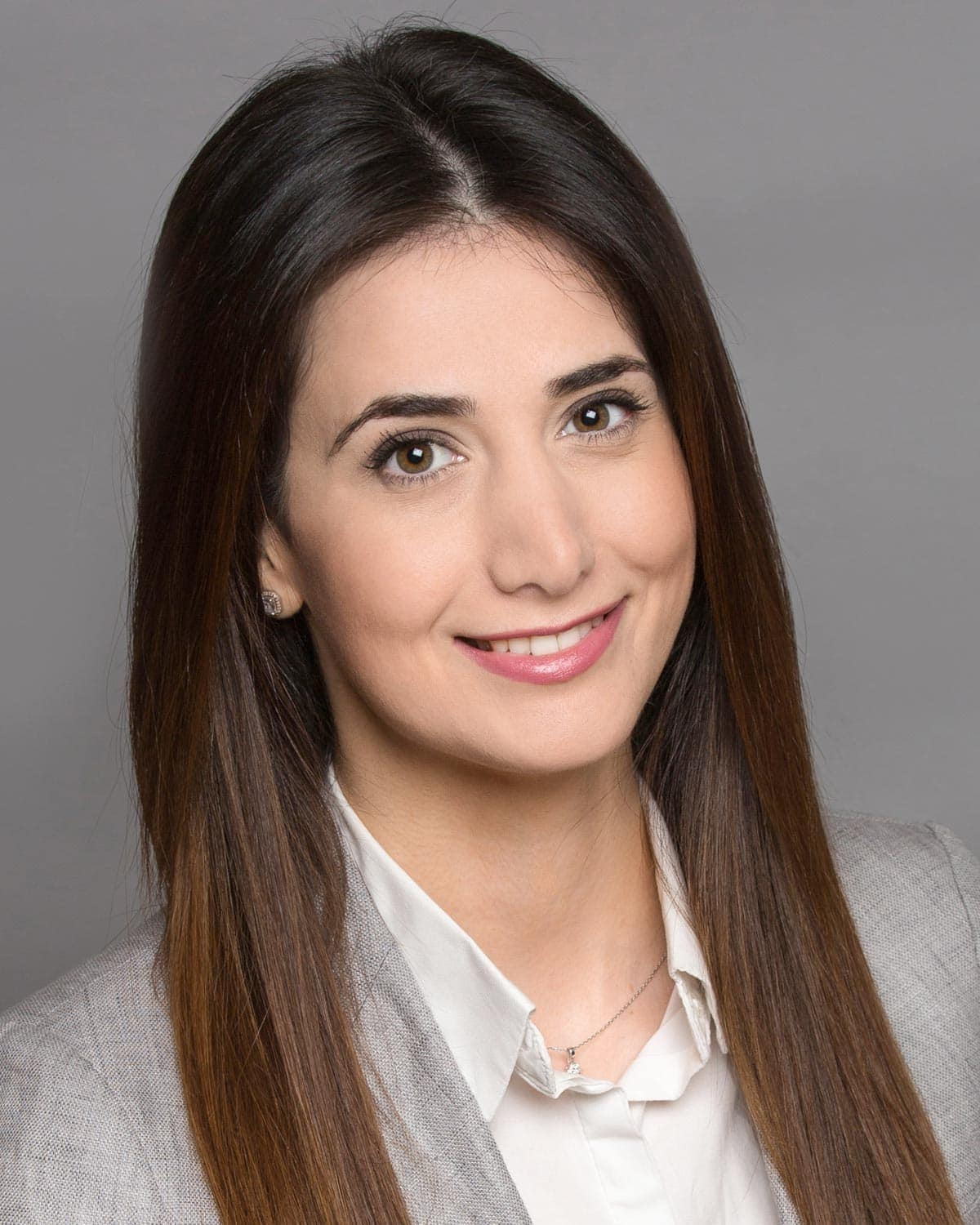 headshot of a business women in manchester
