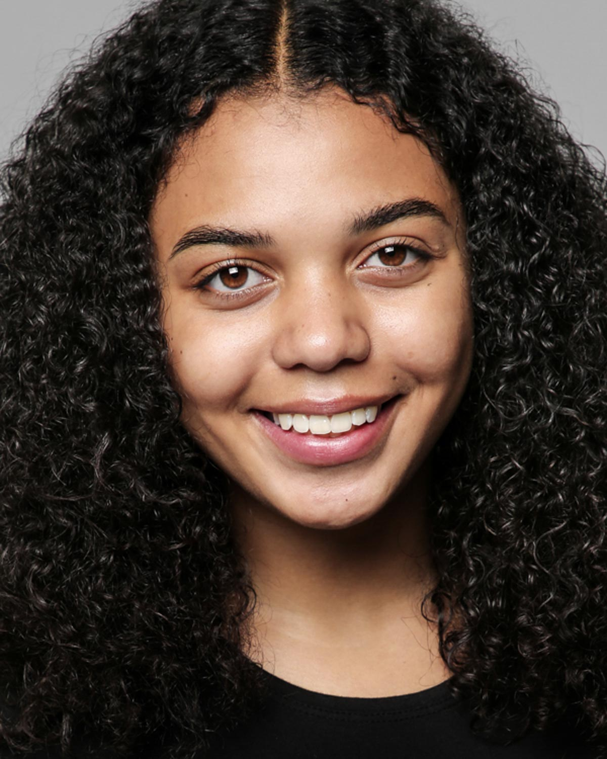 headshot of an adult actor