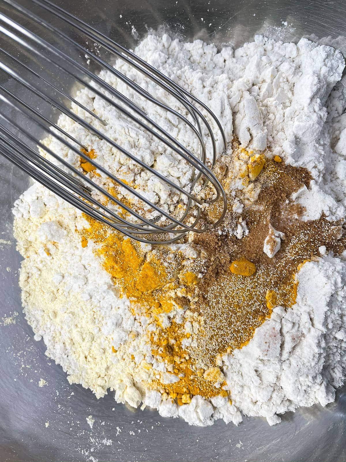flour for doubles