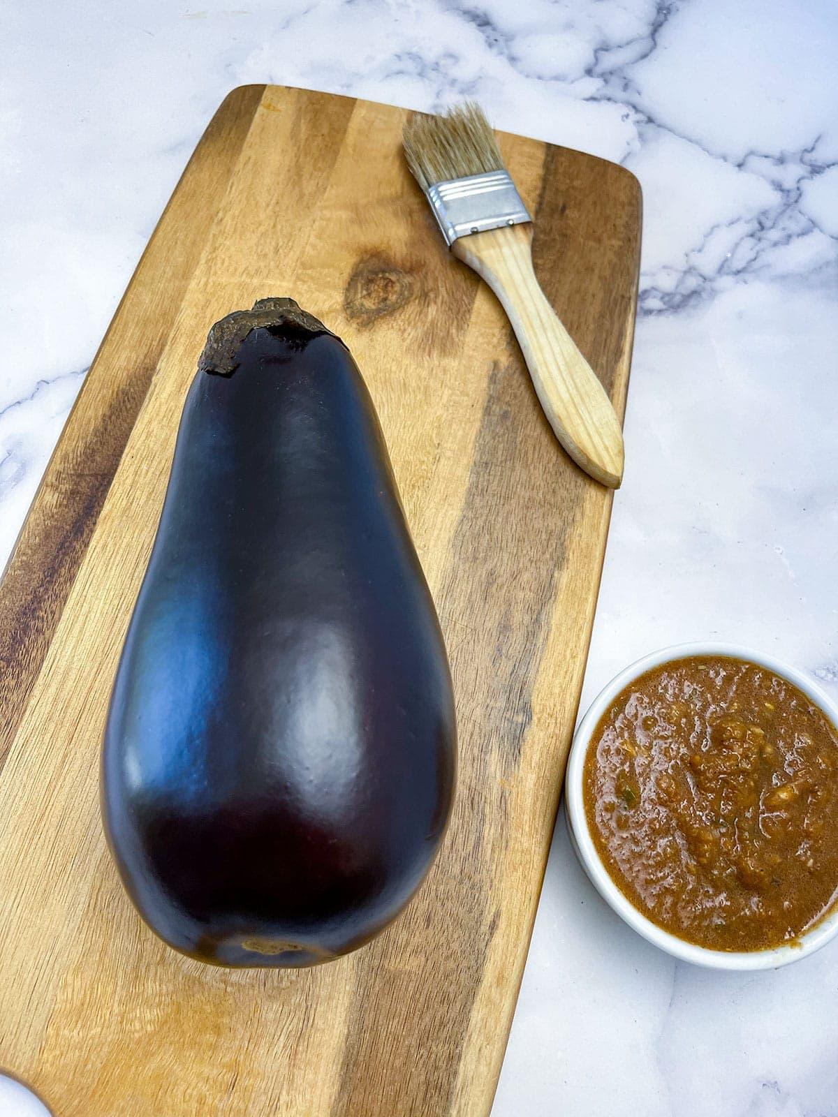 broiled eggplant ingredients