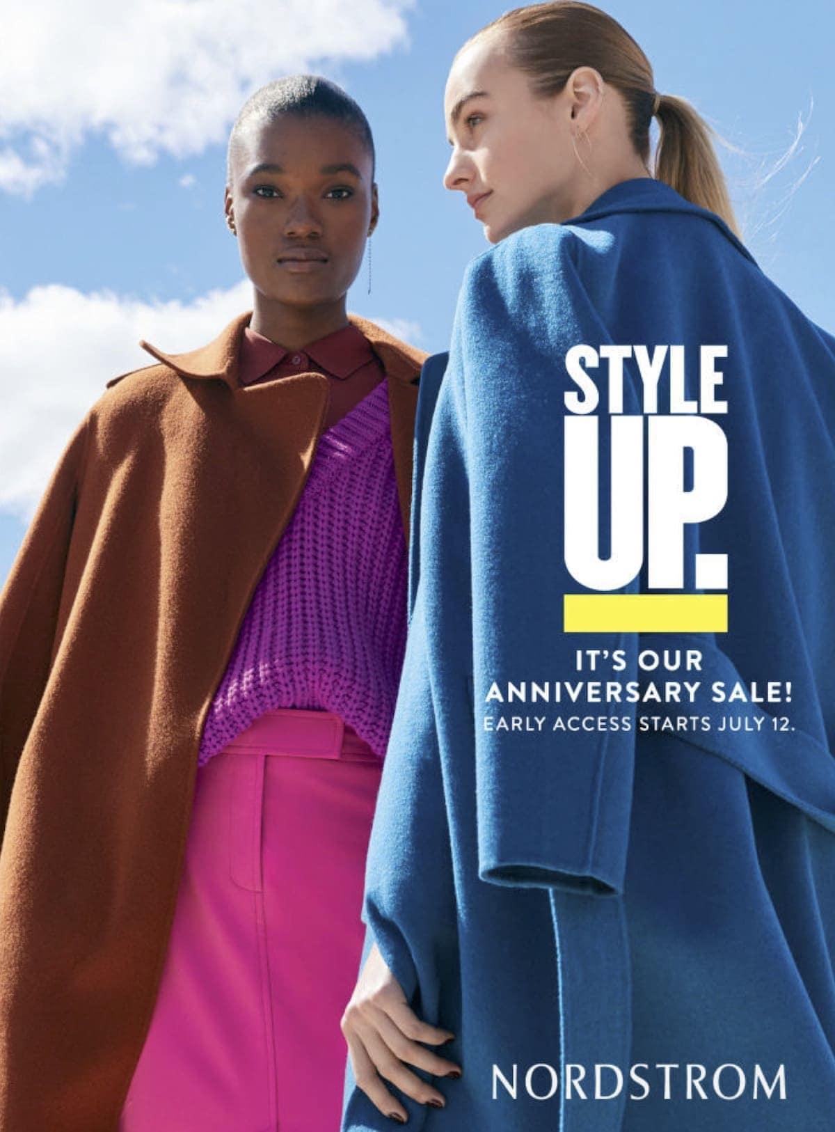 nordstrom anniversary sale catalog