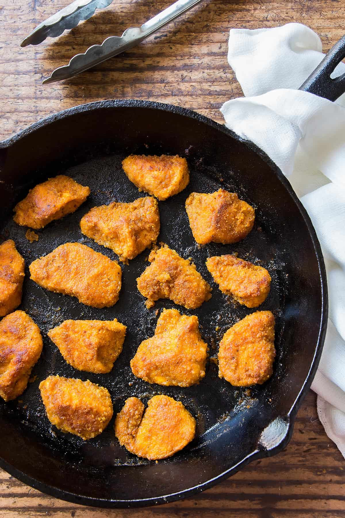 Paleo Chicken Nuggets Recipe