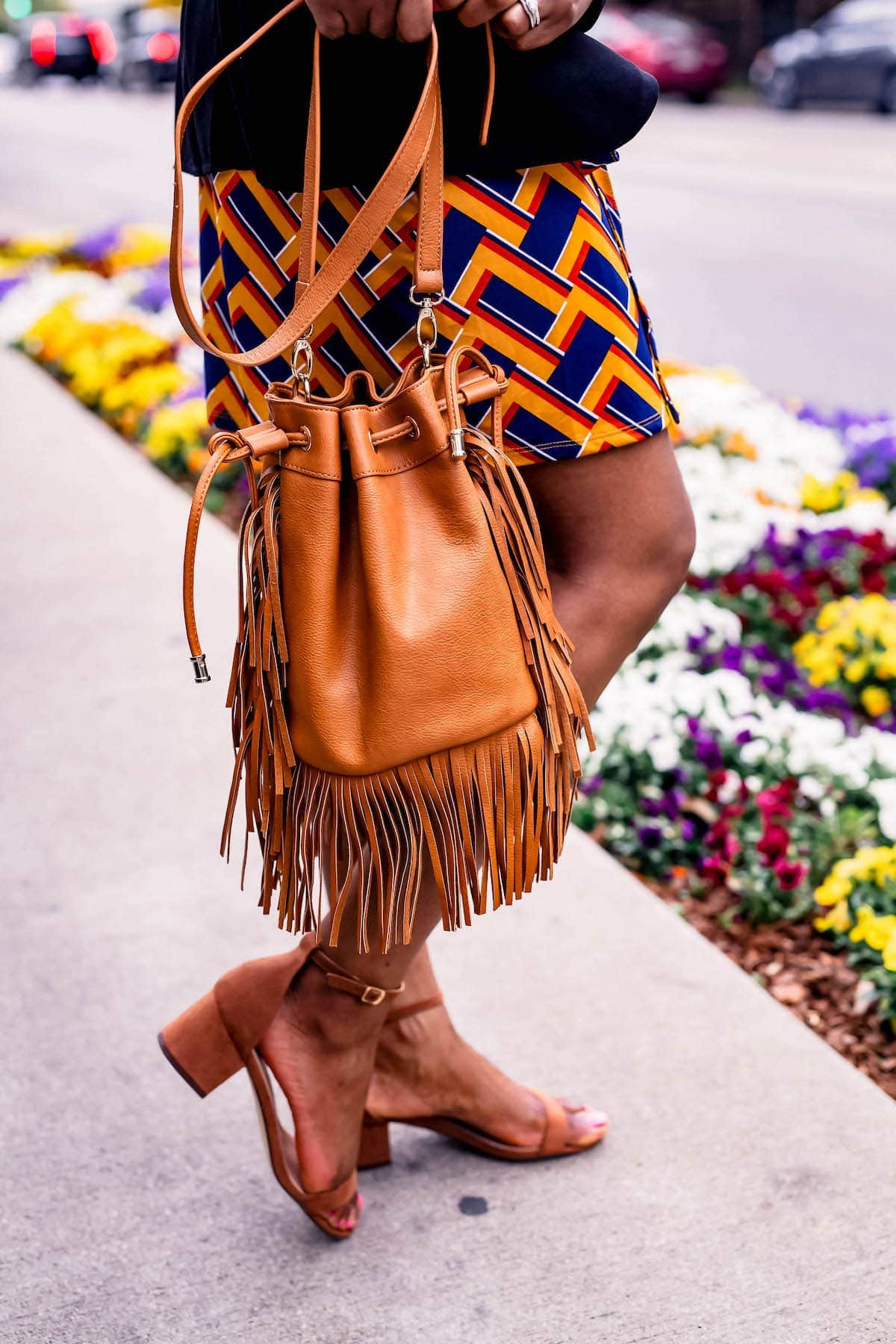 JustFab Noura Sandals