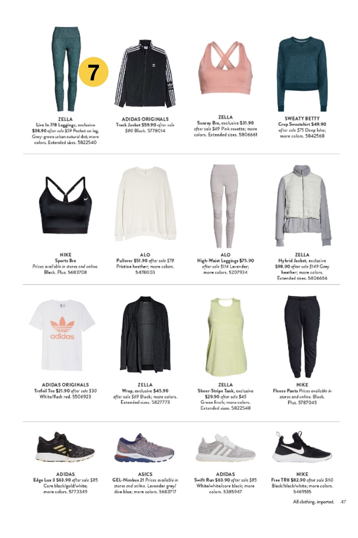These are the absolute BEST pieces from the Nordstrom Anniversary Sale 2018 catalog. And our TOP 5 hottest picks from each category that will sell out fast. View and download the 2019 sale catalog + enter to win a $750 Nordstrom gift card to shop the #NSALE this year!