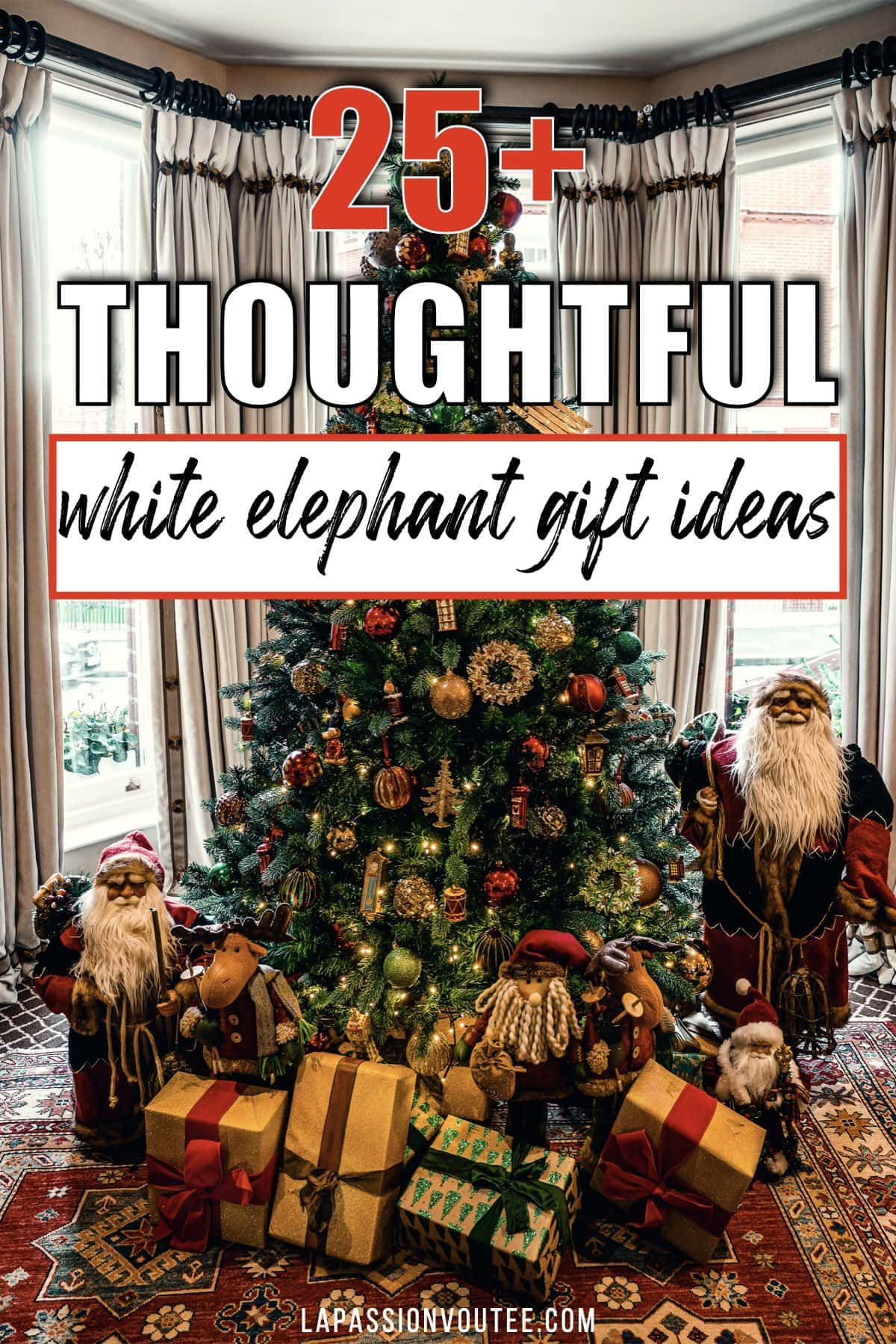 Discover the best $100 white elephant gift ideas for 2020 that friends, family, coworkers, and clients will love AND use (aka no gag gifts!).