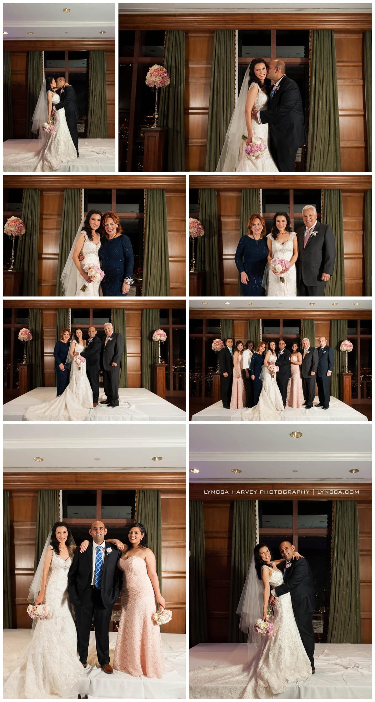 Dallas Wedding Photographer | Cityplace Tower Wedding | Lyncca Harvey Photography