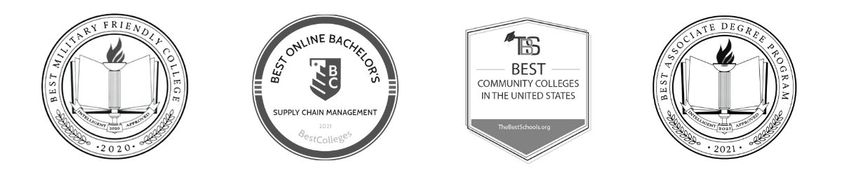 Best Community Colleges and Other Badges