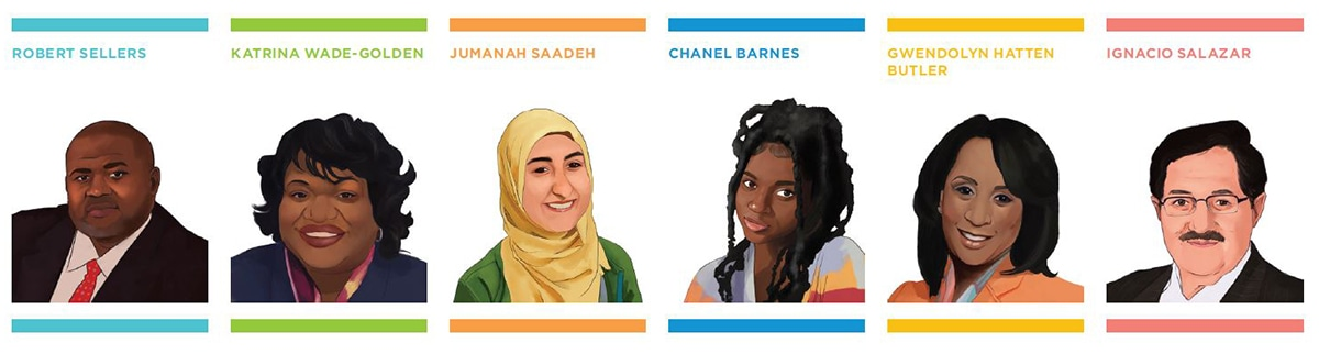 F20 DiversityRoundtable Portraits