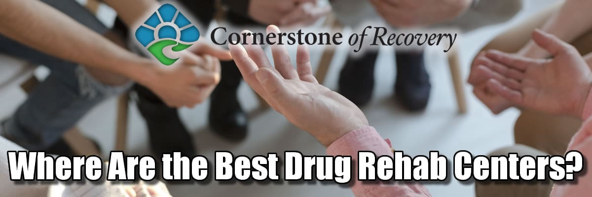 where are the best drug rehab centers