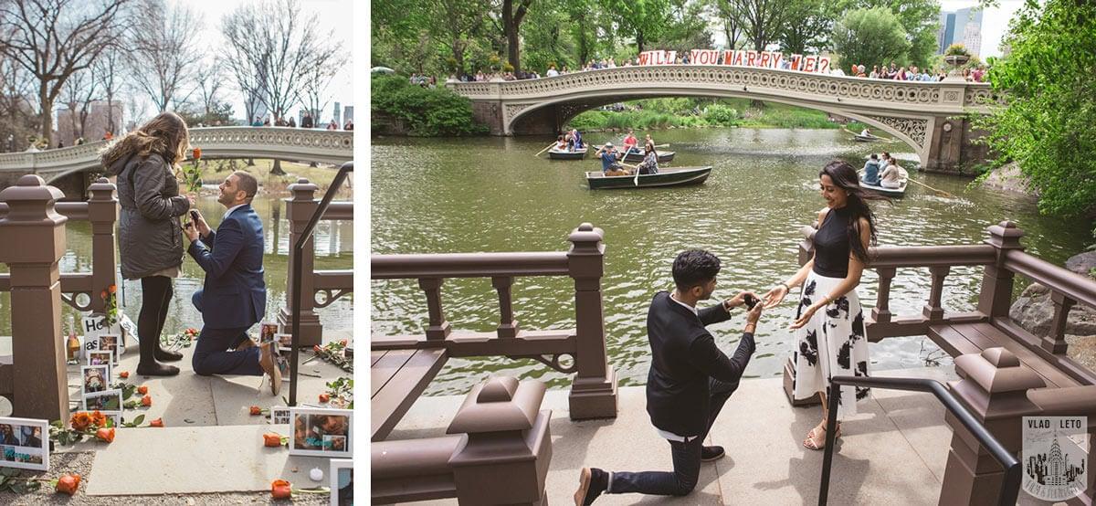 Photo 21 Central Park Proposal: Tips, Spots & Best Places to Proposal in Central Park | VladLeto | VladLeto